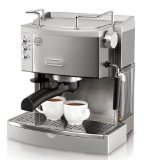 Black Friday DeLonghi EC702 15-Bar-Pump Espresso Maker, Stainless
